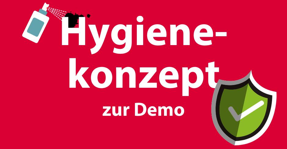 Hygienekonzept Webseite
