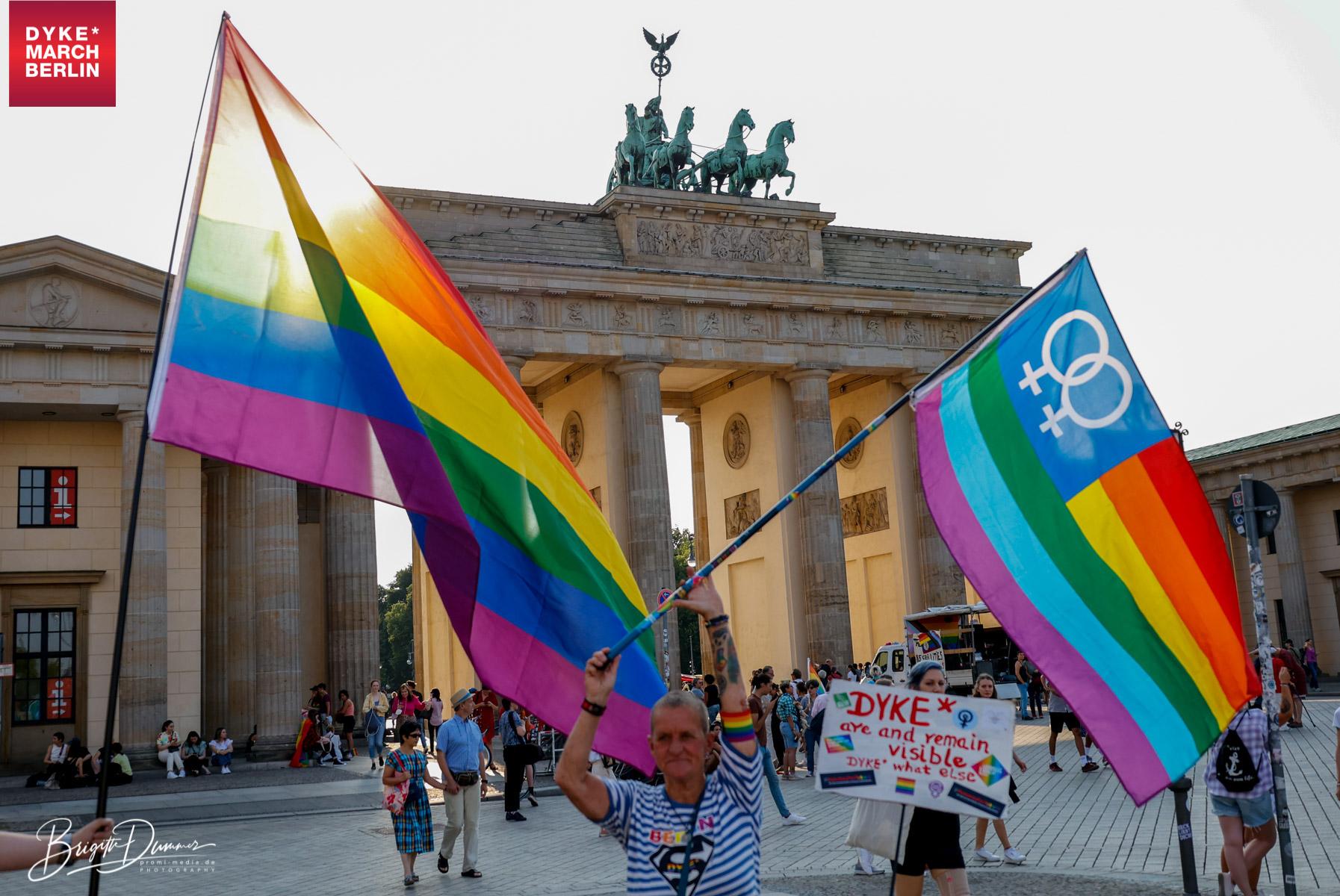 Dyke* March Berlin